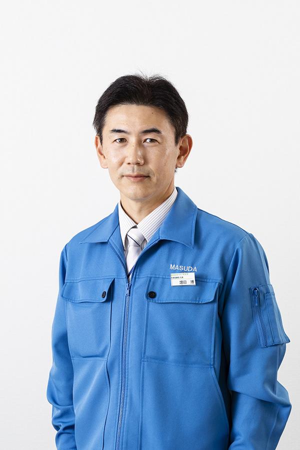 代表取締役 増田 清